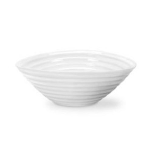 Portmeirion Sophie Conran Cereal Bowl - White