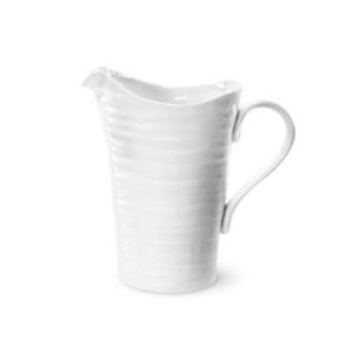 Portmeirion Sophie Conran Large Pitcher - White