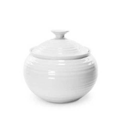 Portmeirion Sophie Conran Small Covered Casserole - White