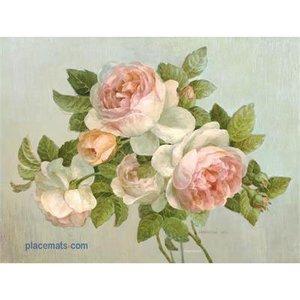 Pimpernel Pimpernel Antique Rose Placemats