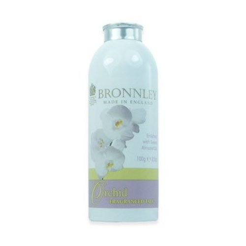 Bronnley Bronnley Orchid Talcum Powder