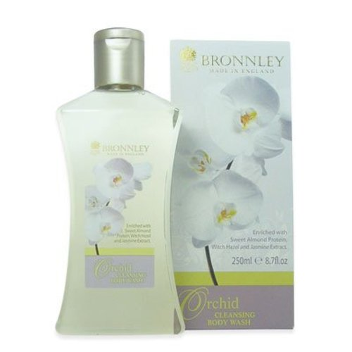 Bronnley Bronnley Orchid Bath & Shower Gel