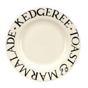 Emma Bridgewater Black Toast 8.5'' Plate