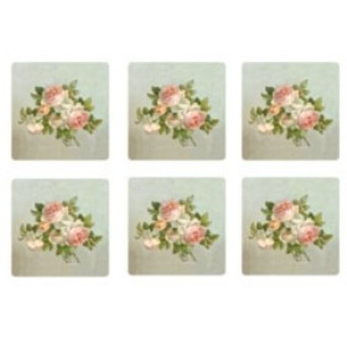 Pimpernel Pimpernel Antique Roses Coasters