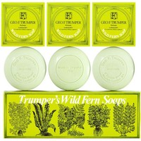 Triple-Milled Soap - Wild Fern