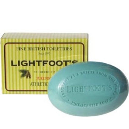 Lightfoot's Soap Lightfoot's Pure Pine Athletic Soap