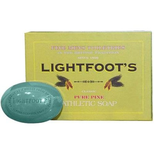 Lightfoot's Soap Lightfoot's Pure Pine Athletic Soap Four-Pack