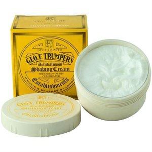 Geo F. Trumper Shaving Cream - Sandalwood