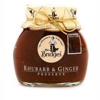 Mrs Bridges Rhubarb and Ginger preserves