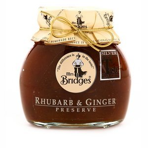 Mrs. Bridges Mrs Bridges Rhubarb and Ginger preserves