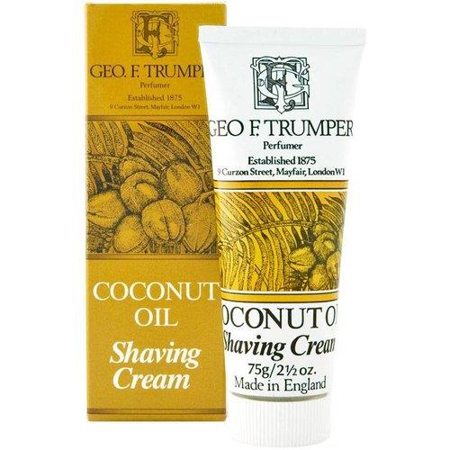Geo F. Trumper Shaving Cream Tube - Coconut Oil