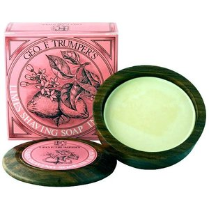 Geo F. Trumper Geo F. Trumper Shaving Soap in a Bowl - Extract of Limes