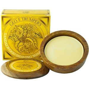 Geo F. Trumper Geo F. Trumper Shaving Soap in a Bowl - Sandalwood