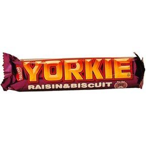 Nestle Nestle Yorkie Raisin & Biscuit