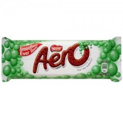 Nestle Nestle Aero Bubbles Bar - Mint