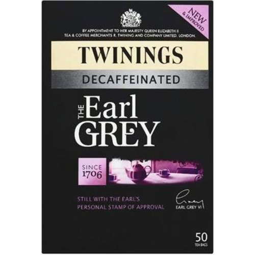 Twinings Twinings 50 CT Earl Grey Decaf (UK)