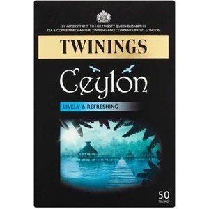 Twinings Twinings 50 CT Ceylon (UK)