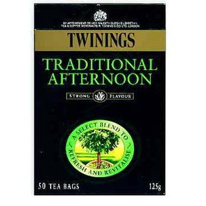Twinings Twinings 50 CT Traditional Afternoon