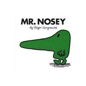 Mr.Men-Little Miss Mr. Nosey