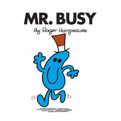 Penguin Random House LLC Mr. Busy