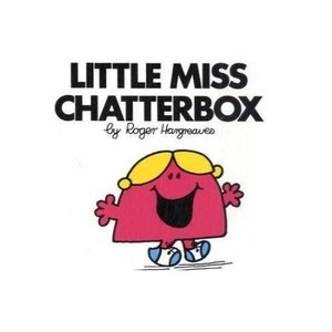 Penguin Random House LLC Little Miss Chatterbox