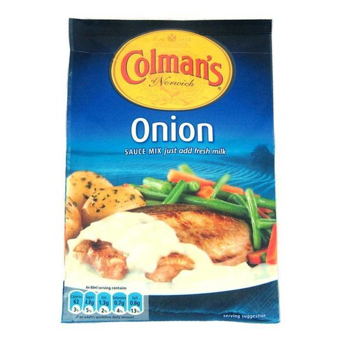 Colman's Colman's Onion Sauce Mix
