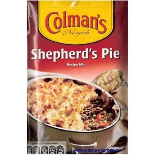 Colman's Colman's Shepherd's Pie Recipe Mix