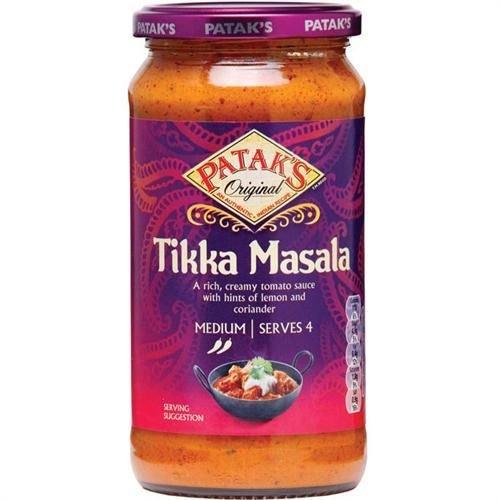 Patak's Patak's Tikka Masala Curry Sauces