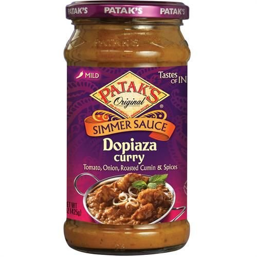 Patak's Patak's Dopiaza Curry Sauce