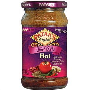 Patak's Patak's Hot Curry Paste