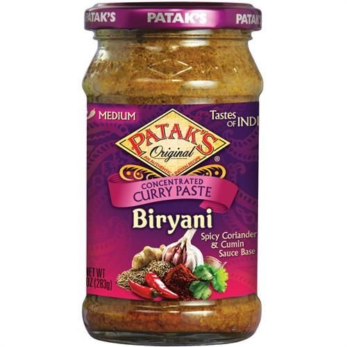 Patak's Patak's Biryani Curry Paste