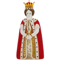 St. Nicolas Queen Ornament