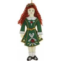 St. Nicolas Irish Dancer Ornament