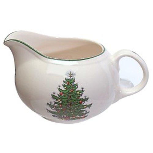 Cuthbertson Cuthbertson Christmas Tree Creamer