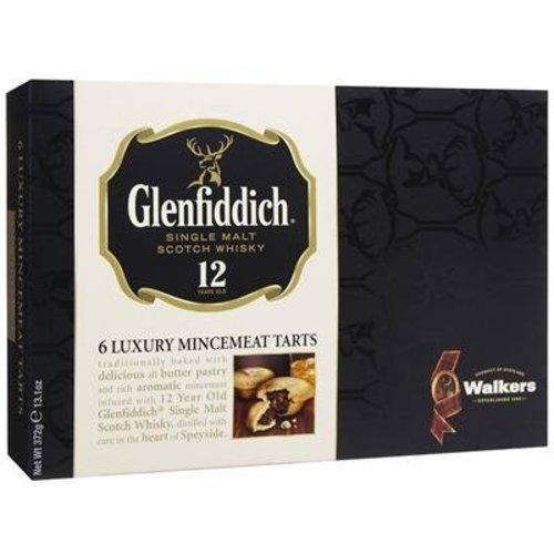 Walker's Shortbread Co. Walkers Glenfiddich 6 Luxury Mincemeat Tarts