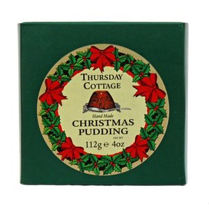 Thursday Cottage Thursday Cottage Christmas Pudding 112g