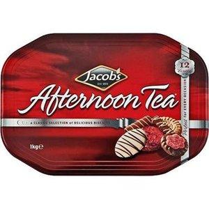 Jacob's Jacobs Afternoon Tea Biscuits