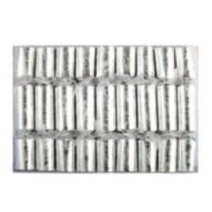 Robin Reed Miniature All Silver Crackers