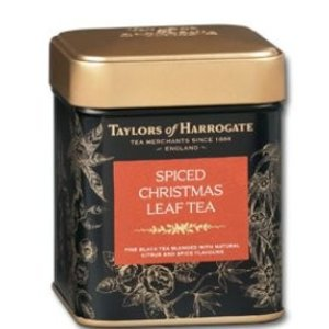 Taylors of Harrogate Taylors Spiced Christmas Tea Loose Caddy