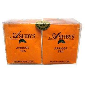 Ashbys Teas of London Ashbys Apricot Tea