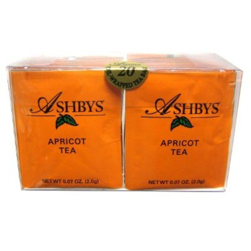Ashbys Teas of London Ashbys Apricot Tea