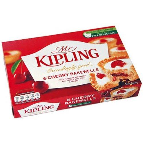 Mr. Kipling Mr Kipling Cherry Bakewells