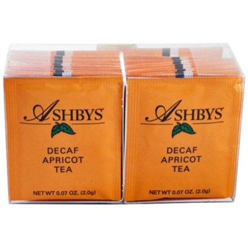 Ashbys Teas of London Ashbys Apricot Decaf Tea