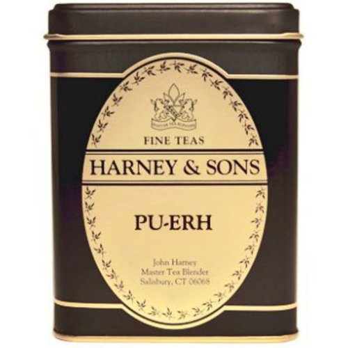 Harney & Sons Harney & Sons Pu-erh Loose Tea Tin