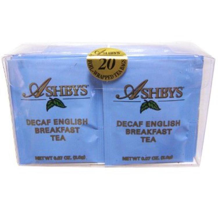 Ashbys Teas of London Ashbys English Breakfast Decaf Tea