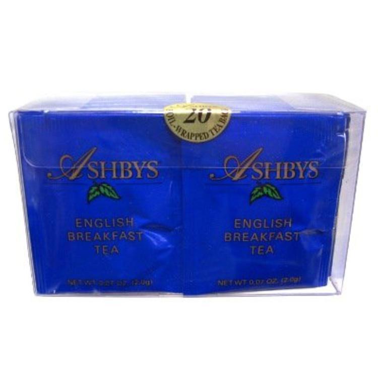 Ashbys Teas of London Ashbys English Breakfast Tea