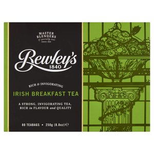 Bewley's Tea of Ireland Bewleys Irish Breakfast 80's