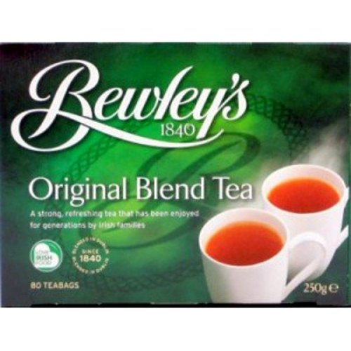 Bewley's Tea of Ireland Bewley's Original Blend Tea 80s