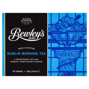 Bewley's Tea of Ireland Bewley's Dublin Morning Tea 80s