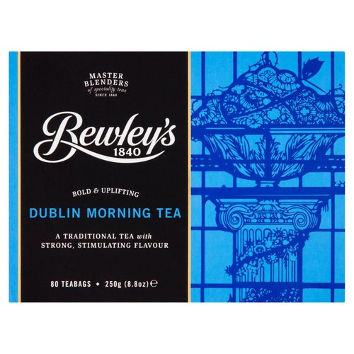 Bewley's Tea of Ireland Bewleys Dublin Morning Tea